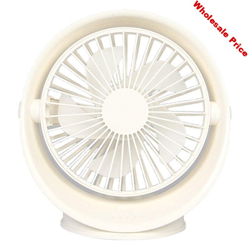 Usb Desk Fan Multi-Angle Table Fan Small Air Circulator Fan Portable Electric Rechargeable Travel Fans for Camping Office