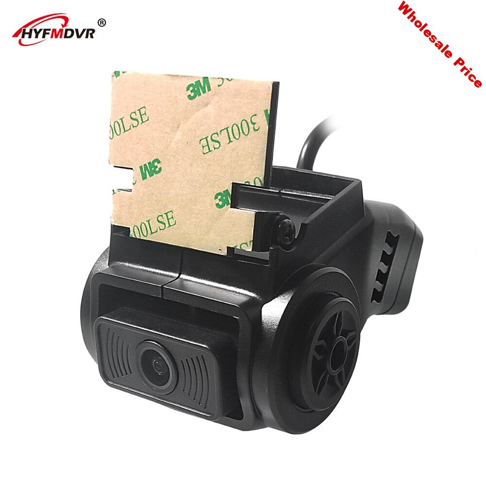 HYFMDVR Spot Wholesale HD Infrared Night Vision Dual Lens Camera Fire Truck / School Bus / Boat