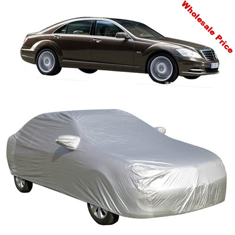 Full Car Cover Dustproof Indoor Outdoor Car Covers atv cover UV Protection Car winter snow cover for Peugeot 307 bumper golf 7