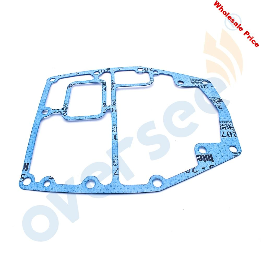OVERSEE Gasket (metal inside) 688-45113-A0-00 For Yamaha 85HP 75HP Outboard Engine Upper Casing Gasket