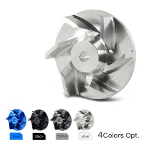 NICECNC Billet Water Pump Impeller For Polaris Sportsman 400 450 500 1996 - 2013 1998 2000 2002 2004 2006 2008 2010 ATV #3084935