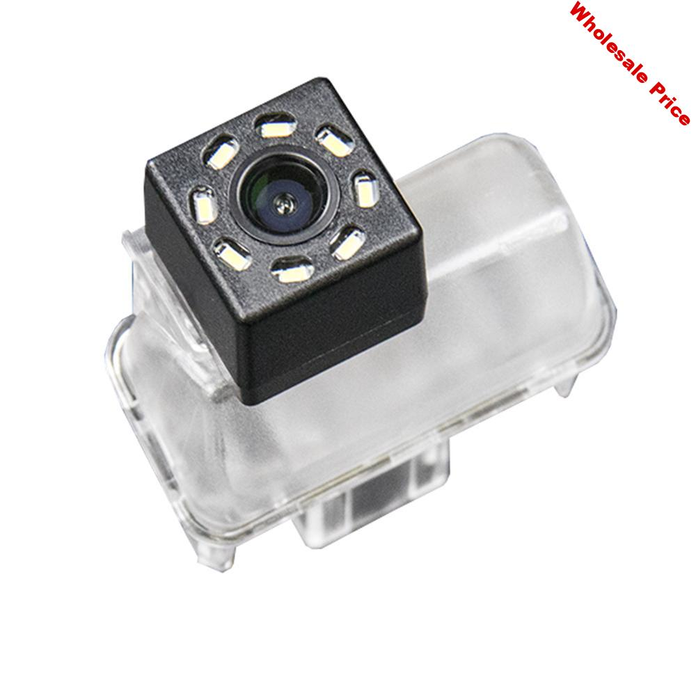Super Night Vision Waterproof 170 ° rear view camera parking aid LED For Citroen C4L DS4 DS 4 2010-2015