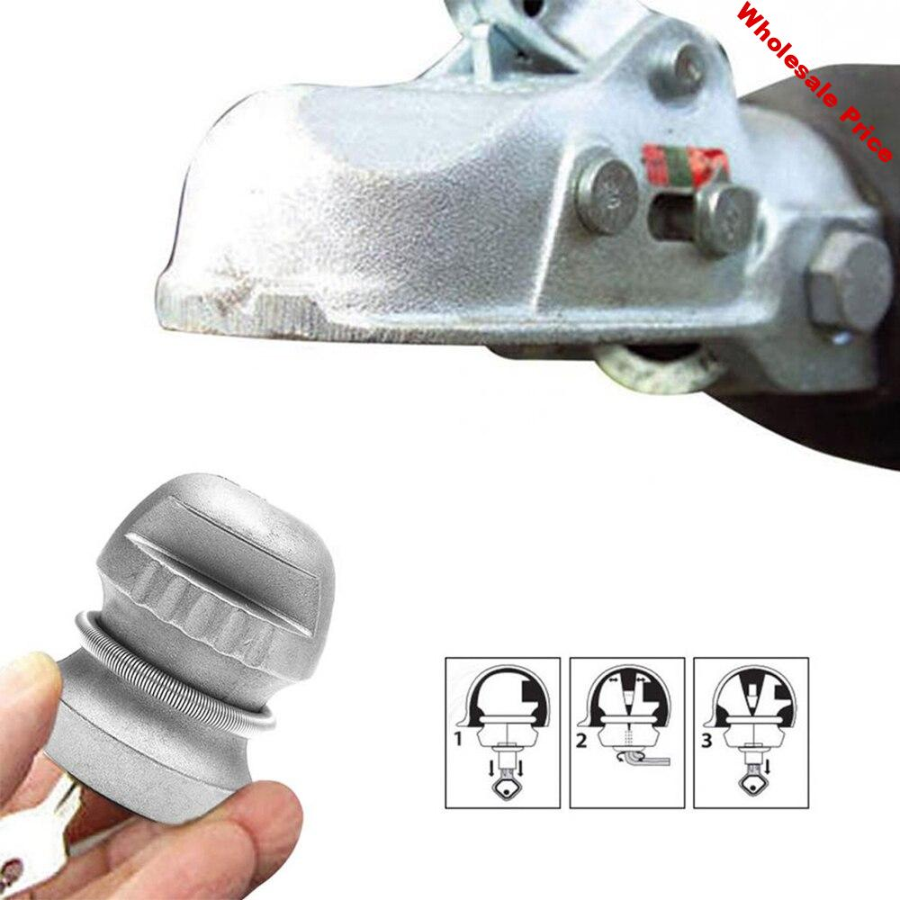 Trailer Parts Hitch Lock Ball Lock Universal Coupling Tow Caravan Anti Theft Trailer Accessories Universal Hitch