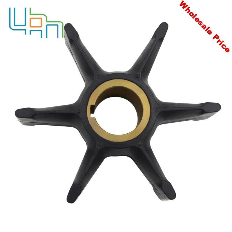 Water Pump Impeller For Johnson OMC Outboard 35/40/50/55HP 18-3083 377230 777213
