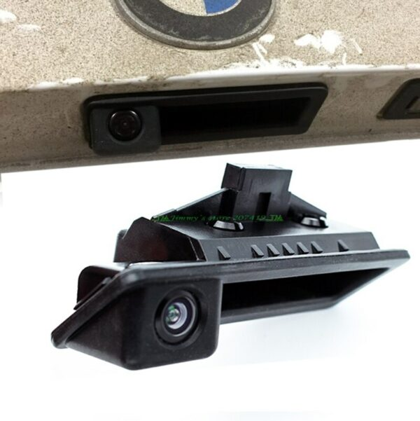 car rear Camera For sony ccd BMW 3 Series 5 Series BMW X5 X1 E82 E88 E84 E90 E91 E92 E93 E60 E61 E70 E71 E72 trunk handle
