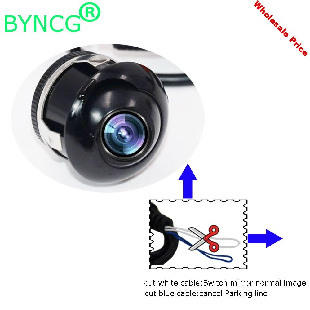 Factory Promotion HD Night Vision 360 Degree For Car rear view Camera Front Camera Front View Side Reversing Backup Camera