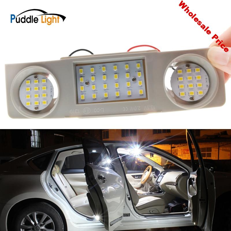 LED Fornt/Rear Map Dome Light Ceiling For VW Golf Plus/4/5/6 Jetta Passat Scirocco Sharan Tiguan Touran Interior Reading Lamp