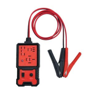 Hot 12V Electronic Automotive Relay Tester Universal For Cars Auto Battery Checker Relay Analyzer