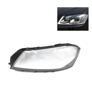 Car Front Headlight Head Lamp Lens Cover Shell Lampshade For Passat B7 2011 2012 2013 2014 2015
