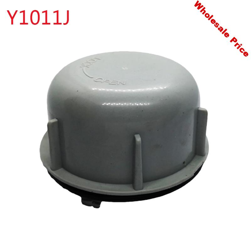 for LX470 570 car headlamp accessories Bulb dust cover LED extension cap HID xenon lamp waterproof back cover