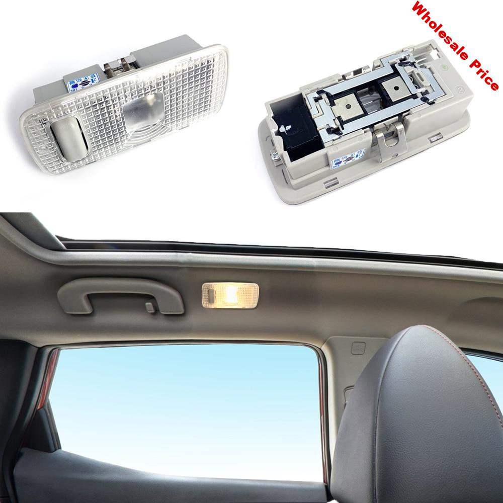 Car Interior Dome Reading Light Lamp for Nissan Qashqai j10 2008-2013 For Teana 2004-2007 For X-TRAIL 2010-2013 warm white