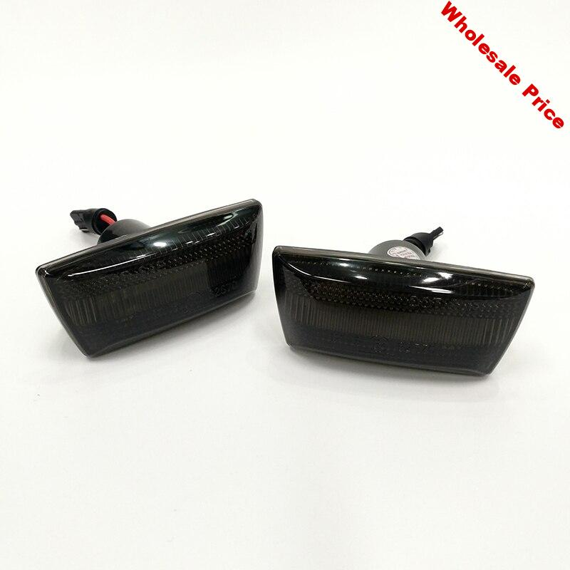 For Vauxhall Opel Cascada Cabrio Side Indicator Marker Dynamic Sequential Turn Signal Blinker
