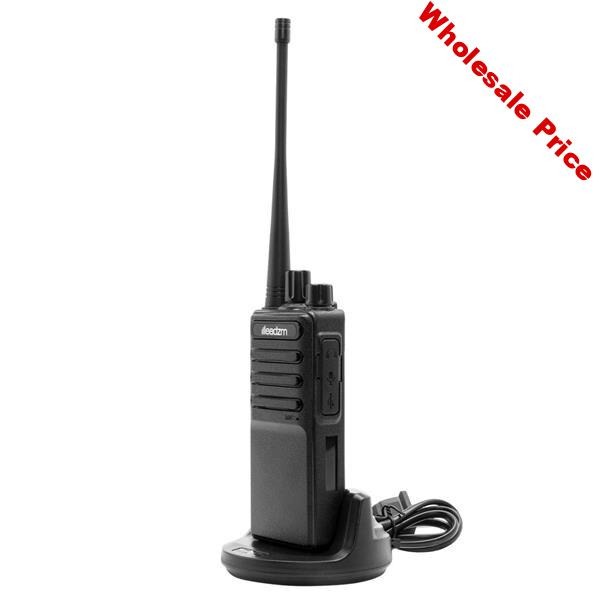 SOONHUA LE-C2 Walkie Talkie Single USB Cable Chargeable Handheld Walkie Talkies With Battrey And Base Charger