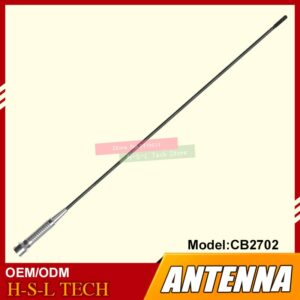 Wireless CB Antenna 26-30MHz CB Mobile Antenna PL259 27MHz Radio Shortstops Aerial Car Huahong Aerial Shortstops Adjustable