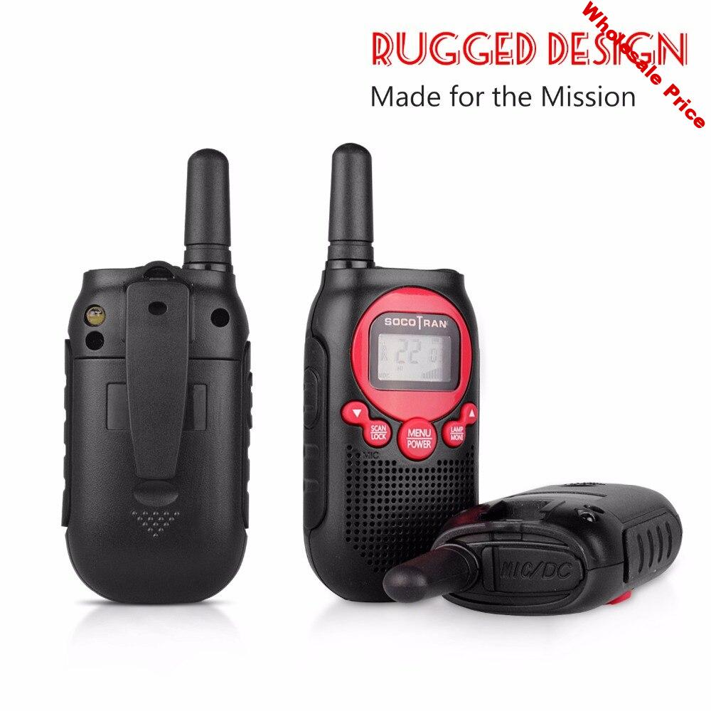 2pcs kids walkie takie pmr446 walkie talkie 8CH 0.5w VOX Portable two way radio Talkly Children chargeable battery privacy code