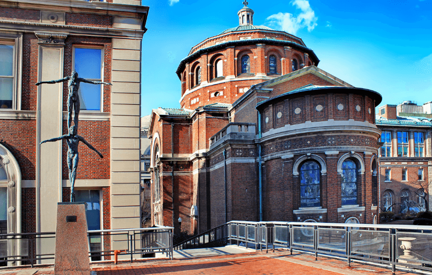 Columbia University in the City of New York 哥倫比亞大學