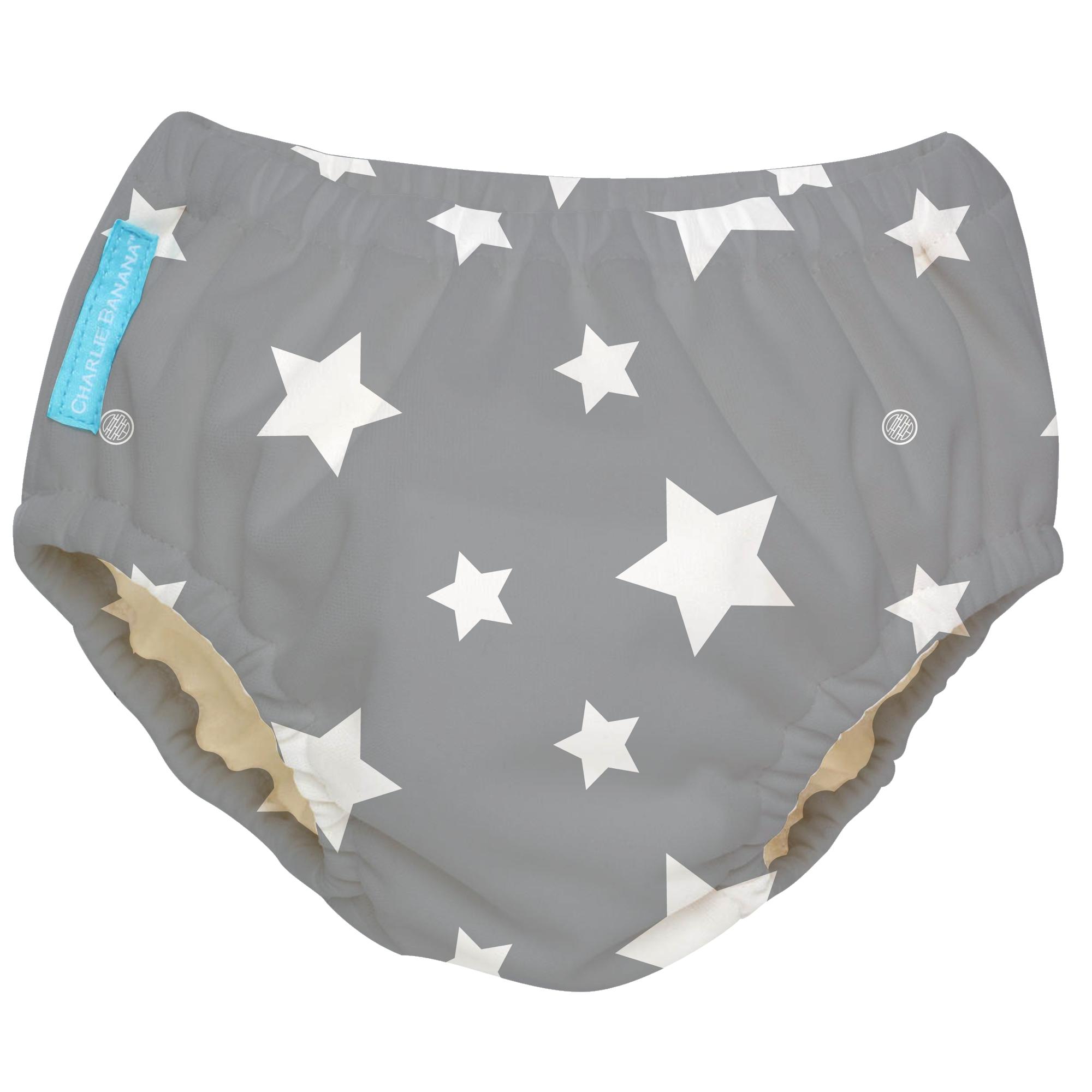 2-in-1 Schwimm- und Töpfchenhose Twinkle Little Star White