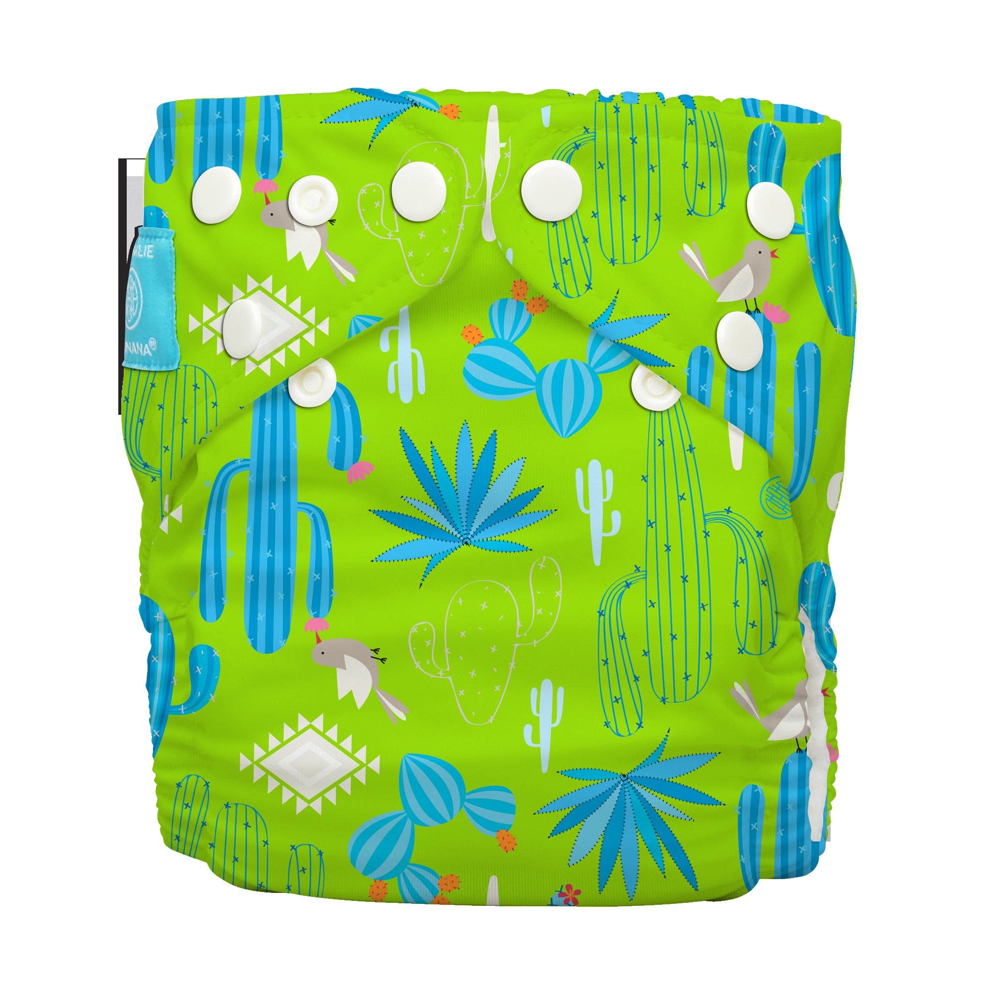 Charlie Banana Stoffwindel Cactus Verde