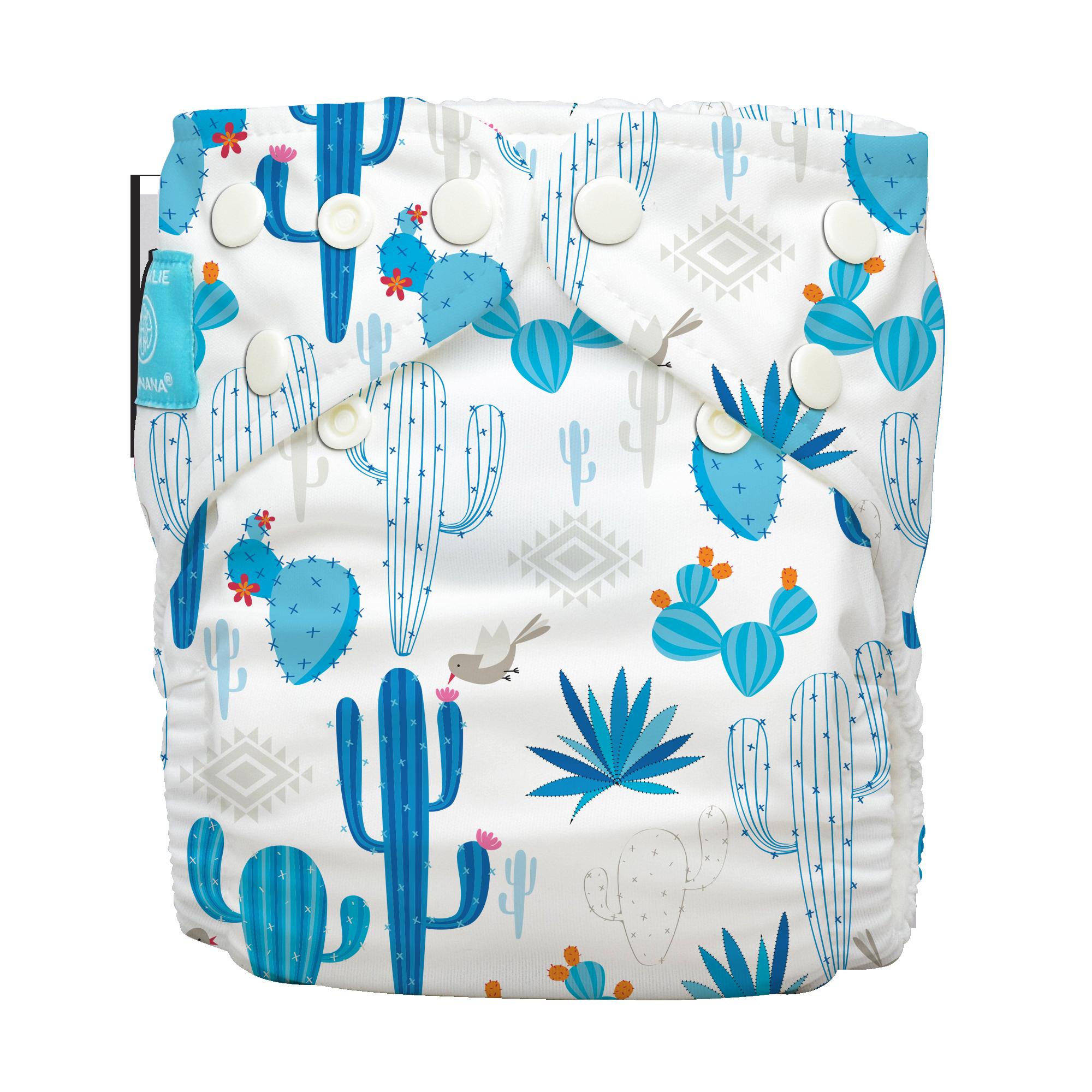 Charlie Banana Stoffwindel Cactus Azul