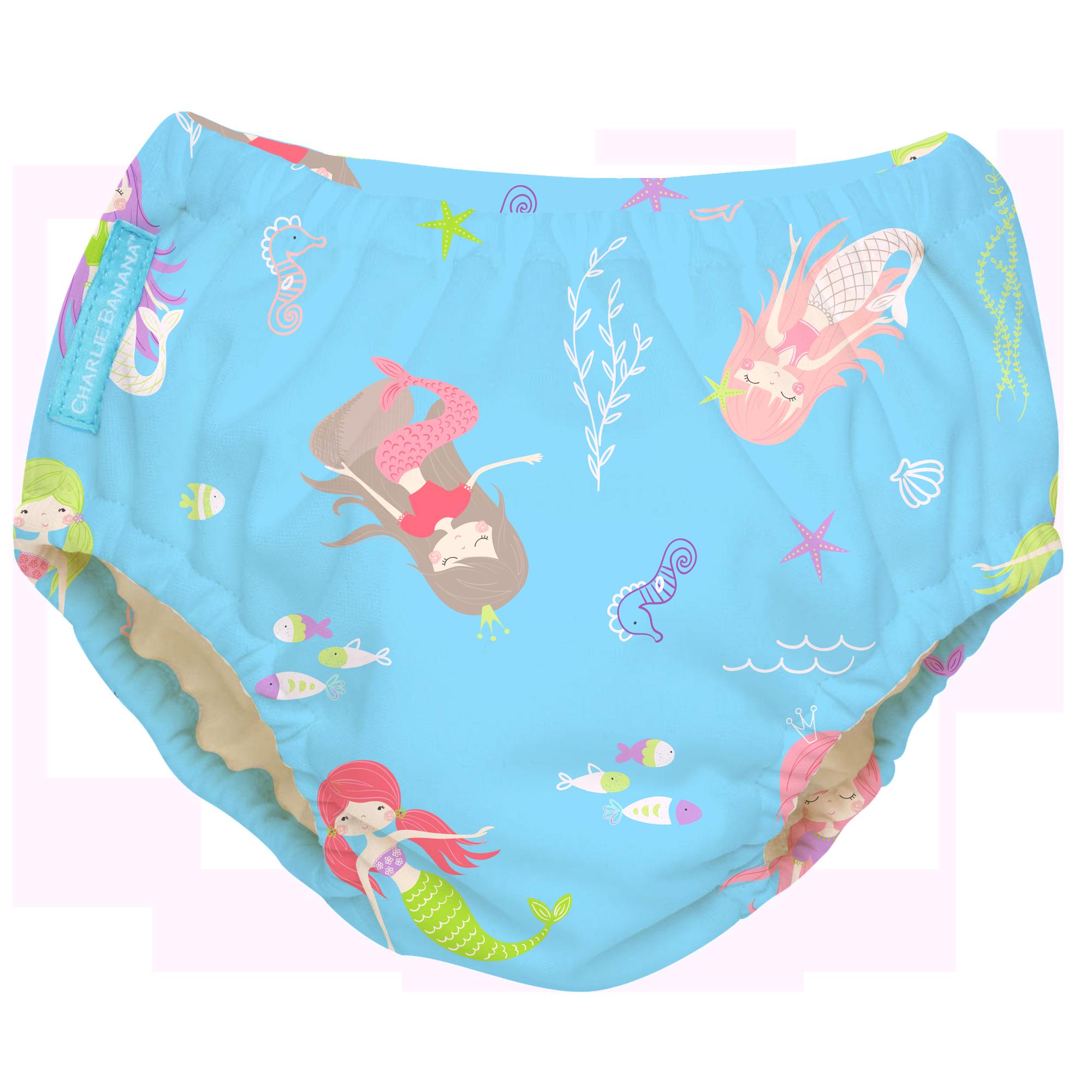 2-in-1 Schwimm- und Töpfchenhose Mermaid Tiffany