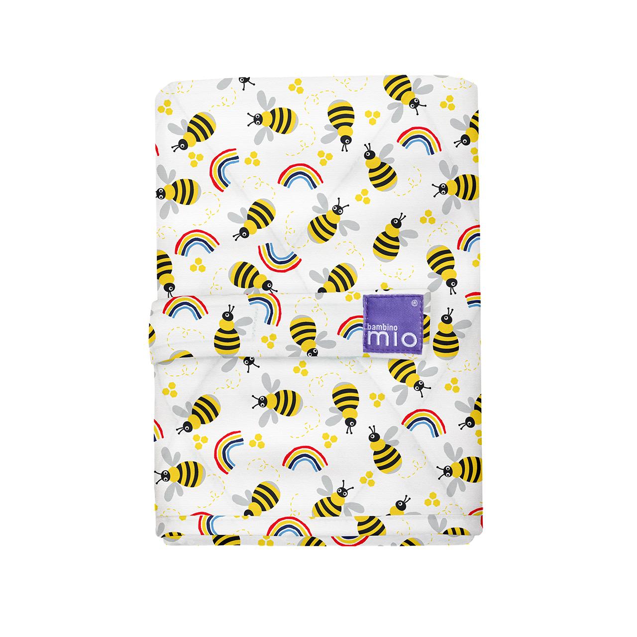 Wickelunterlage Bienenstock