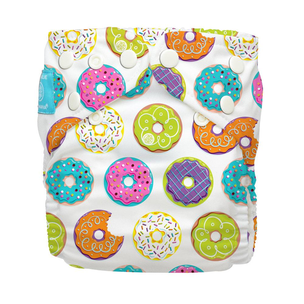 Charlie Banana Stoffwindel Delicious Donuts