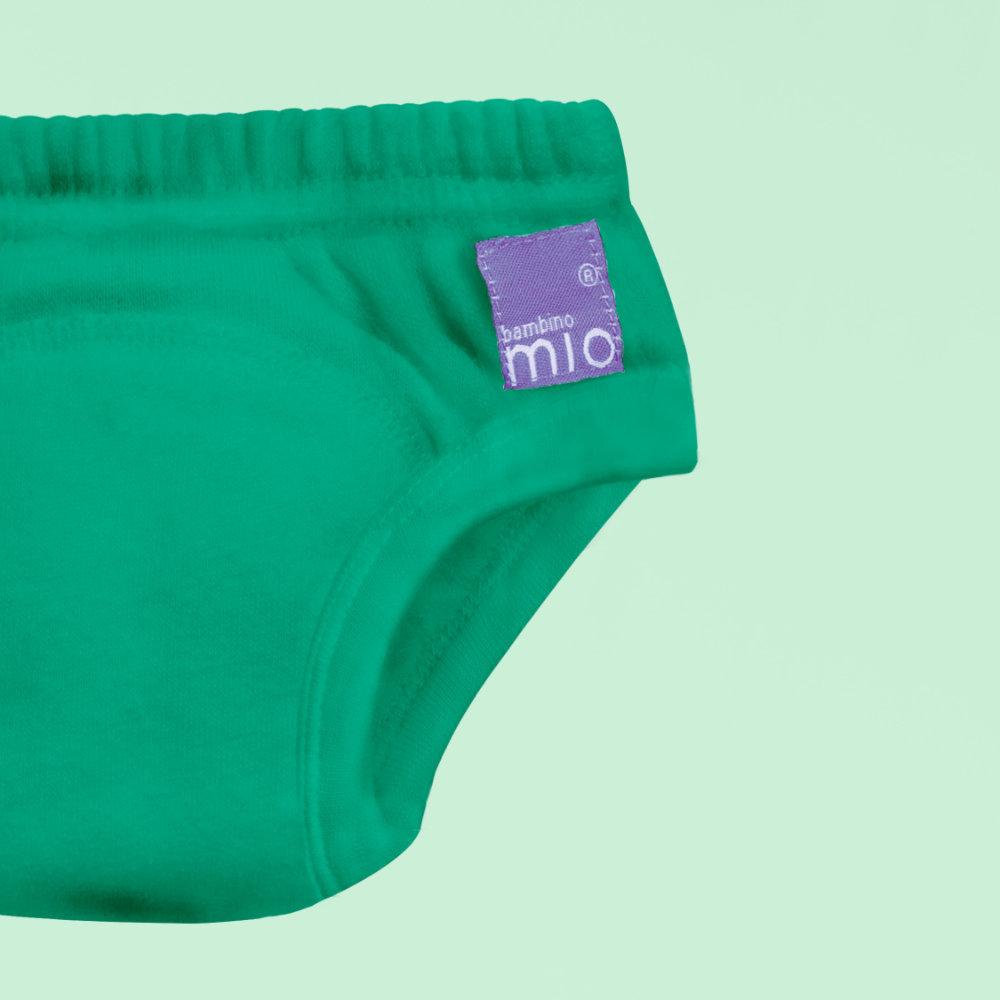 Töpfchen-Trainingshose Smaragdgrün