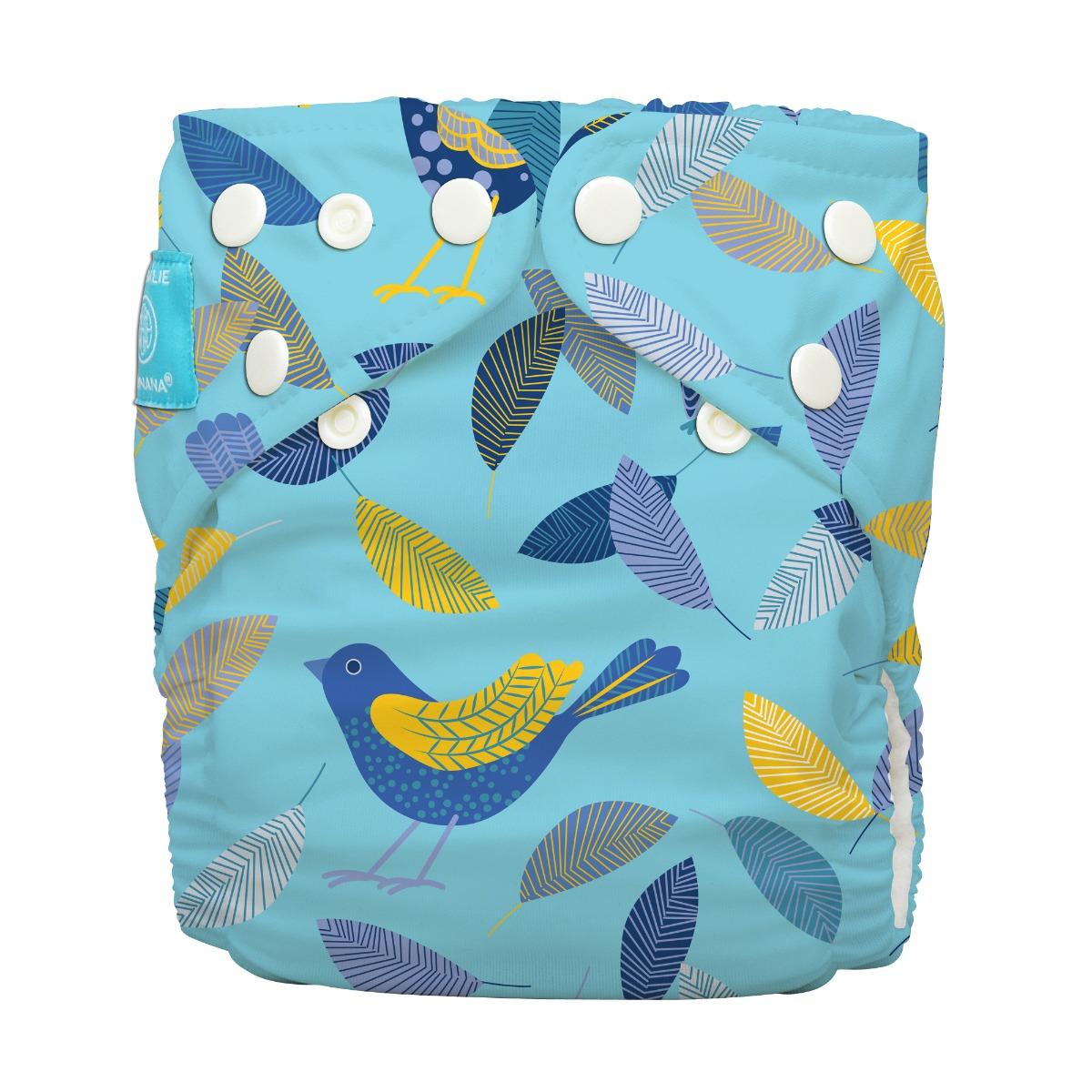 Charlie Banana Stoffwindel Twitter Birds