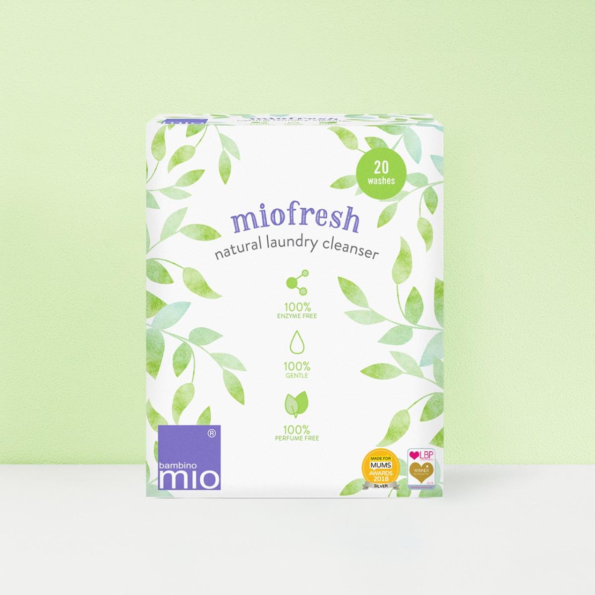 miofresh natürlicher Waschzusatz 300gr