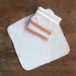 Reinigungstücher aus Biobaumwolle - 10er-Pack