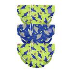 Schwimmwindel 3er-Packung Neon