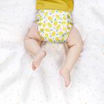 Bambino Mio Miosolo AIO Stoffwindel Zarte Zitrone