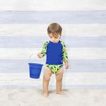 Bambino Mio Schwimmset Neon