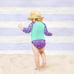 Bambino Mio Schwimmset Violett