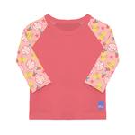Bade-Shirt mit UV-Schutz Tropical Punch Sauer