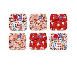 Bambino Mio Miosolo Girl 6er-Pack