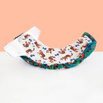 Bambino Mio mioboost, Saugeinlagen 3er-Pack Safari Tupfen