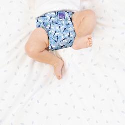 Bambino Mio Miosolo AIO Stoffwindel Blaue Libelle