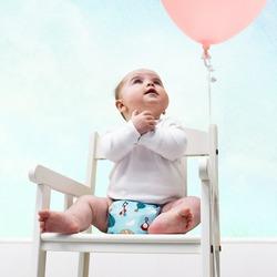 Bambino Mio Miosolo AIO Stoffwindel Sky Ride