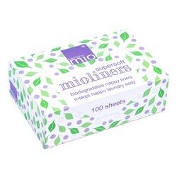 Bambino Mio supersoft mioliners - Windelvlies Box à 100 Stück