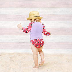 Bambino Mio Schwimmset lila