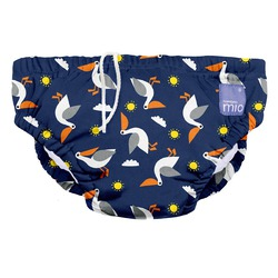 Schwimmwindel Pelikan