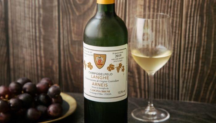 驚艷全場的討喜餐酒首選 - 布魯尼酒莊 朗給 阿涅斯白酒 2019