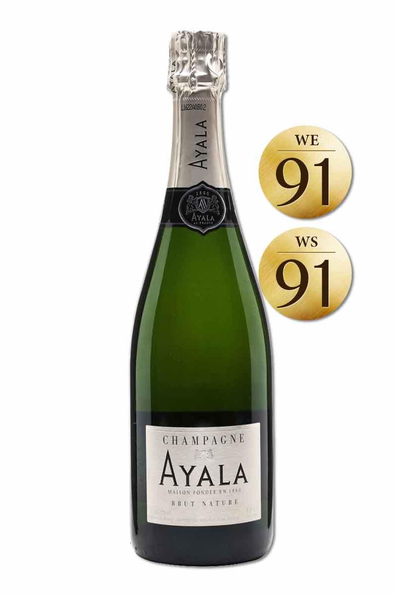 法國 香檳 > 艾雅拉無添加糖份香檳(損標瑕疵品)