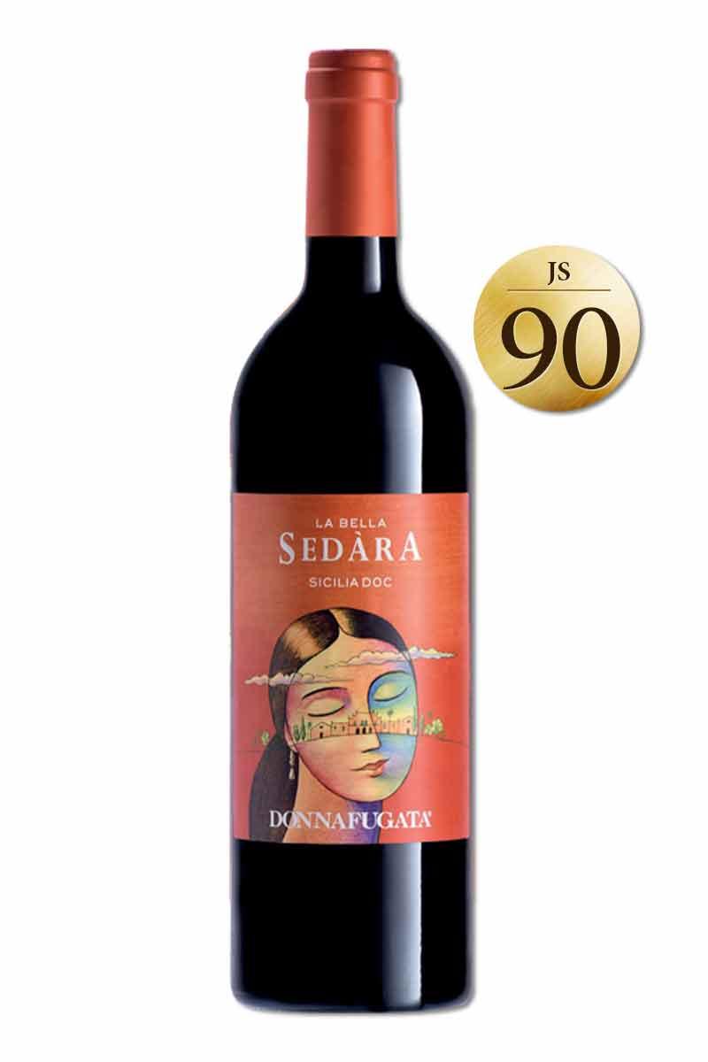 義大利 西西里 紅酒 > 多娜佳塔酒莊 施達拉紅葡萄酒 2016