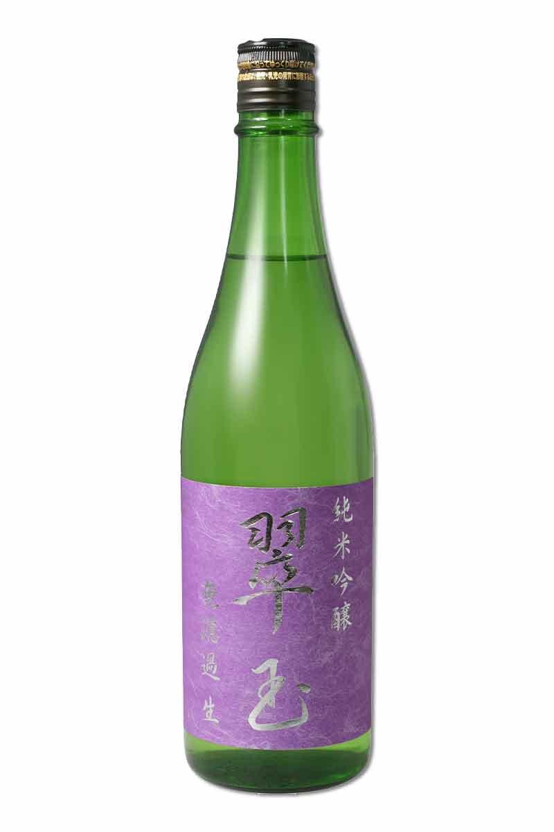 日本 清酒 > 翠玉 無濾過生 純米吟釀 720ml