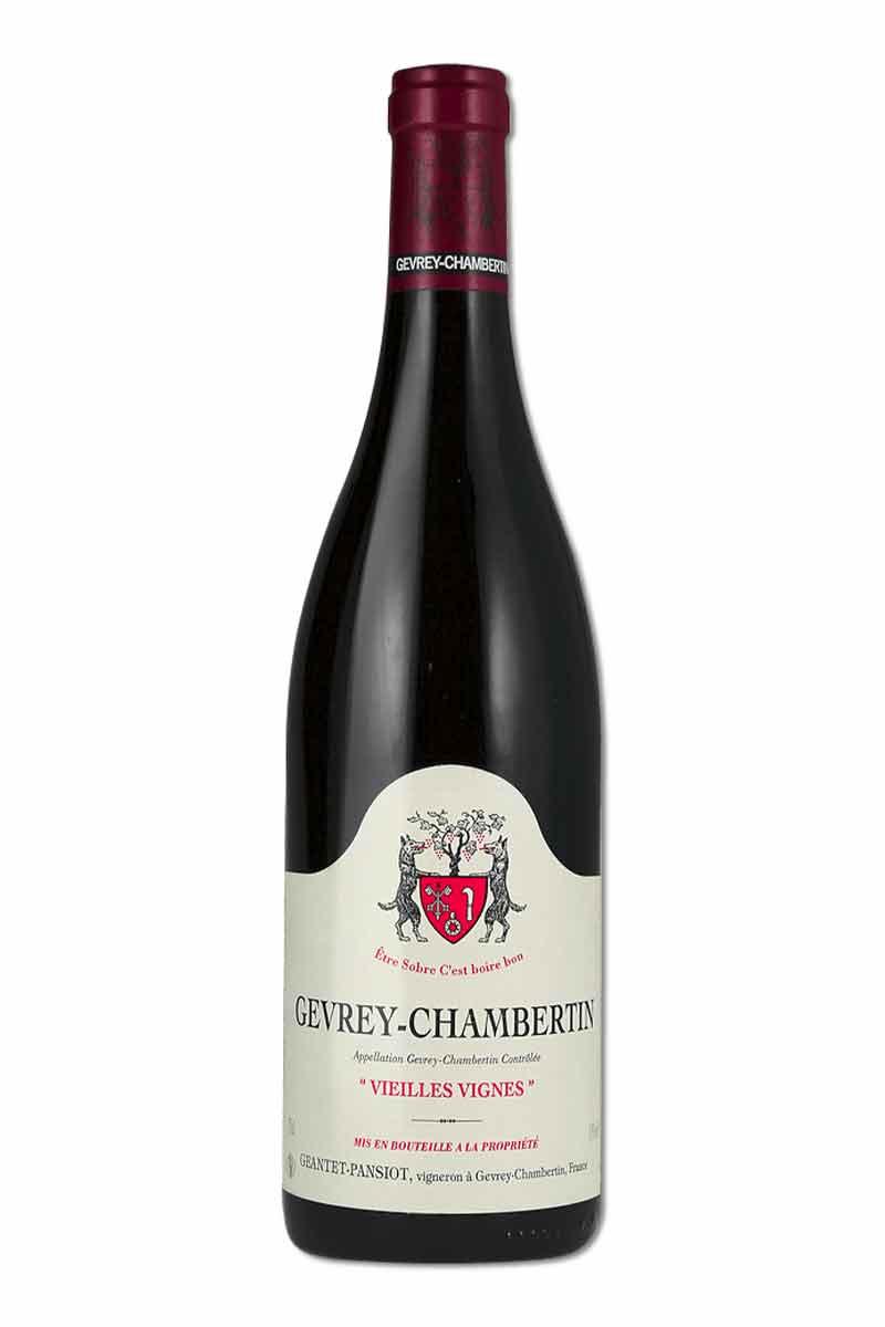 法國 布根地 紅酒 > 強堤帕西雍酒莊 哲維瑞香貝丹 村莊級老藤紅酒 2018