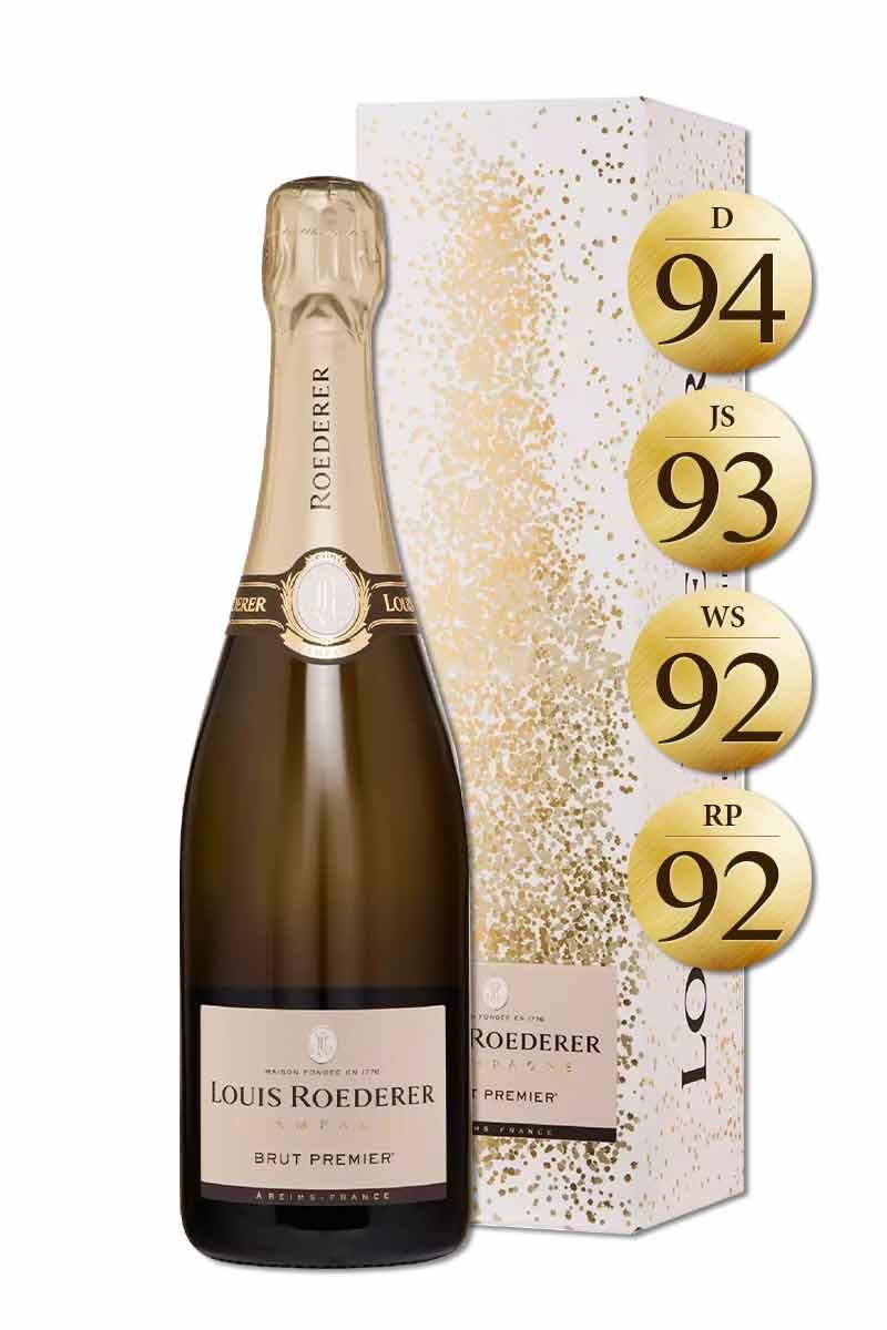 法國 香檳 > 路易侯德爾特級香檳 禮盒版
