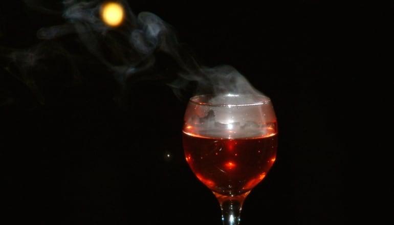 葡萄酒隨筆-中秋