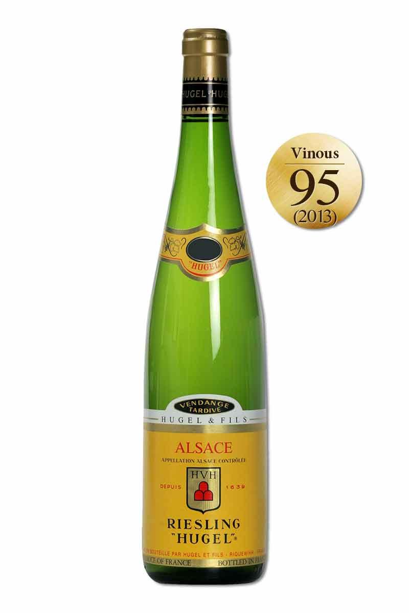 法國 白酒 > 賀加爾酒莊 遲摘 麗絲玲甜白酒 375ml
